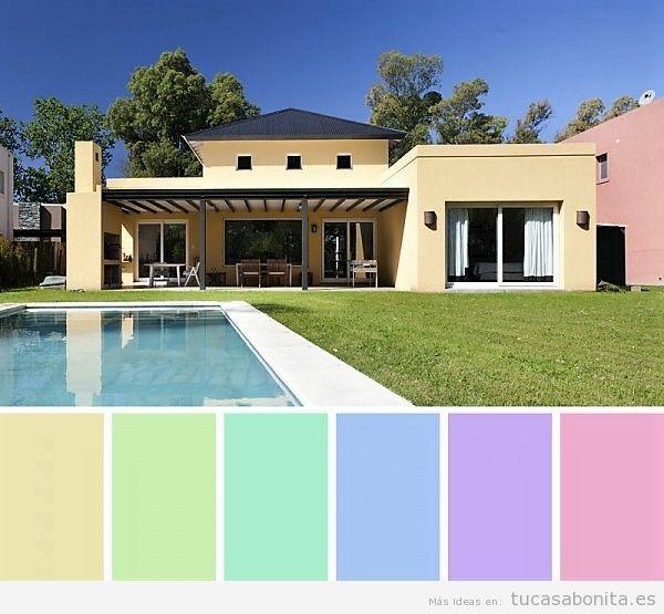 Ideas renovar fachadas de casa 6