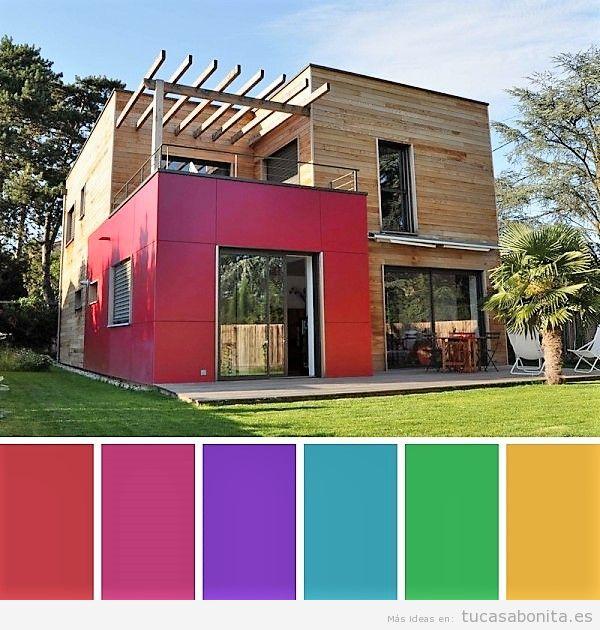 Ideas renovar fachadas de casa 7