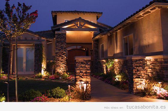 Ideas renovar fachadas de casa 23