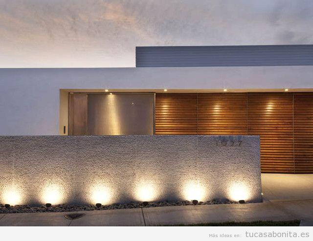 Ideas renovar fachadas de casa 24