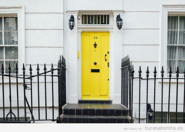 Ideas renovar fachadas de casa 13
