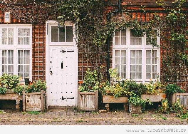 Ideas renovar fachadas de casa 15