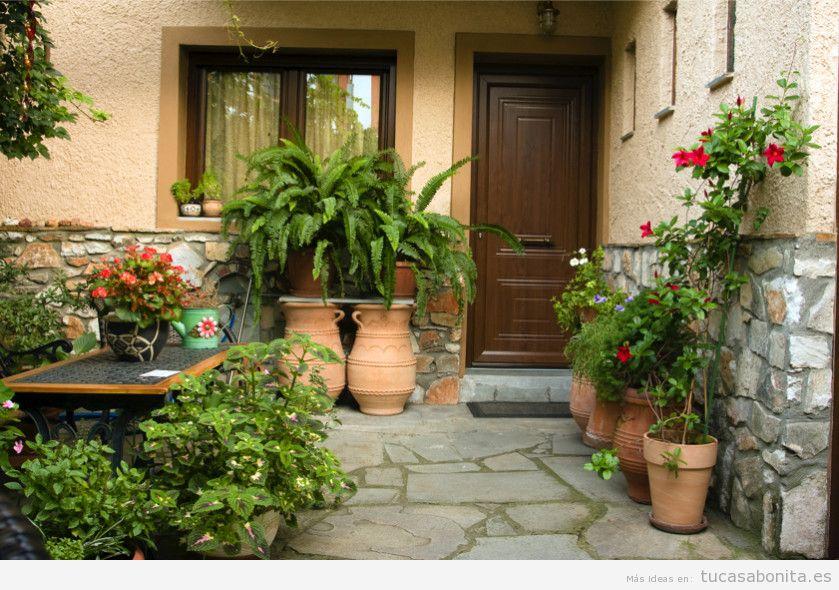 Ideas renovar fachadas de casa 16