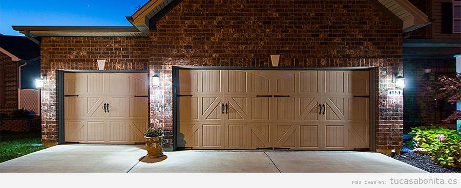 Ideas renovar fachadas de casa 19
