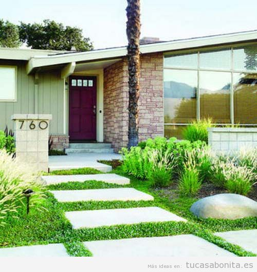 Ideas renovar fachadas de casa 2