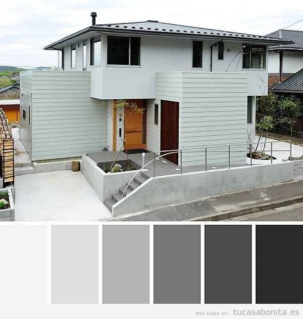 Ideas renovar fachadas de casa 4
