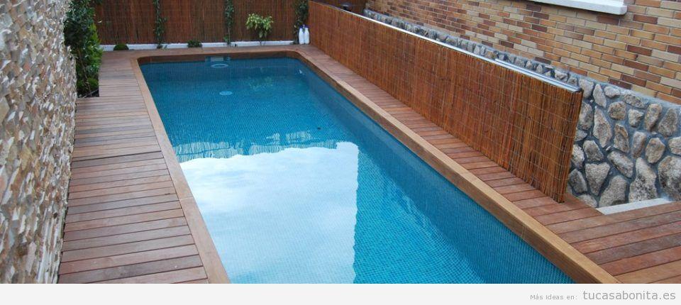 Construcción piscina gunitada o encofrada 3