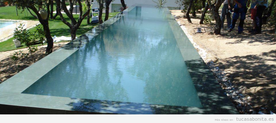 Construcción piscina gunitada o encofrada 2