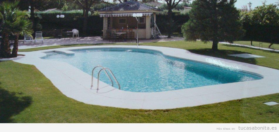 quieres una piscina en tu casa ten en cuenta estos