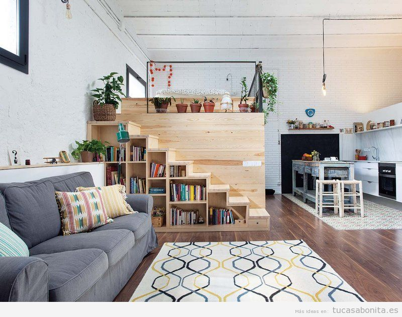 Apartamento peque o archivos tu casa bonita for Ideas decoracion pisos pequenos