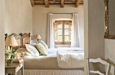 Cómo decorar una casa de campo pequeña y rústica