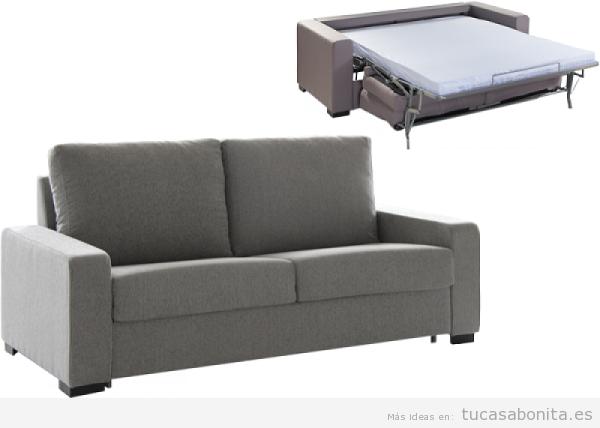 Sofá cama elegante