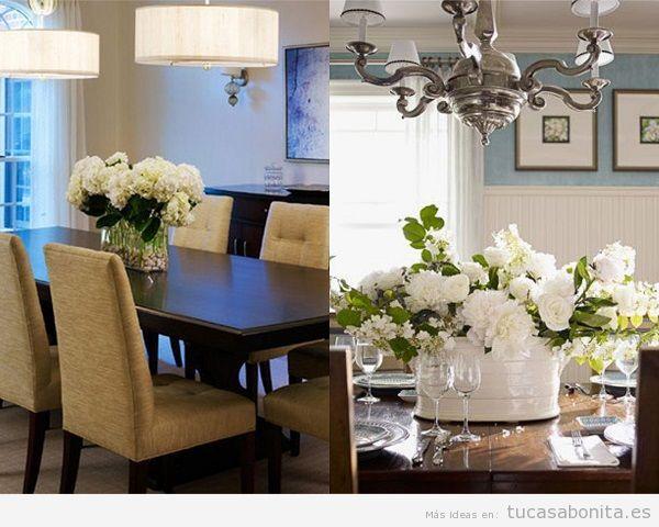 Ideas para decorar una mesa en verano: 10 centros de mesa refrescantes y coloridos