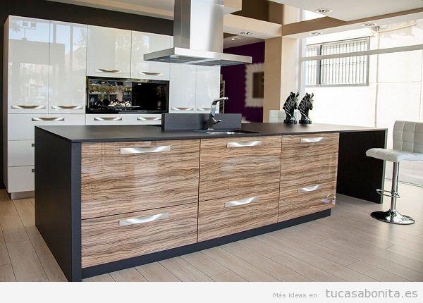 5 cocinas de ensue o con lasan decoraci n tu casa bonita trucos e ideas de decoraci n de - Muebles de cocina lasan ...