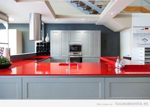 5 cocinas de ensue o con lasan decoraci n tu casa bonita - Cocinas de ensueno ...