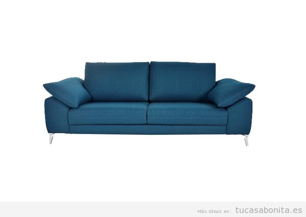 Sofá elegante modelo Lobby