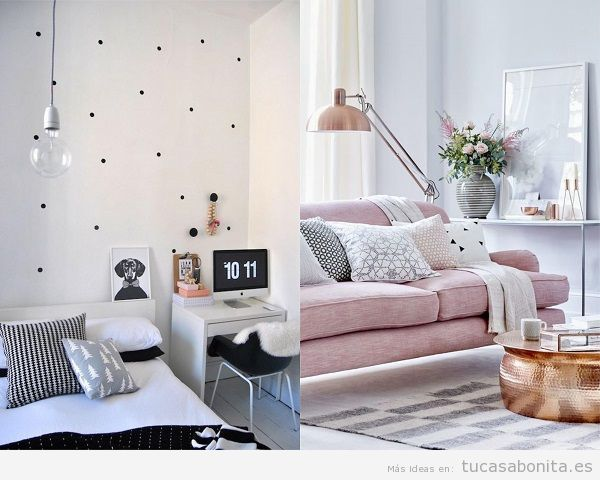 10 Ideas de decoración baratas: tu casa bonita por poco dinero - Tu ...