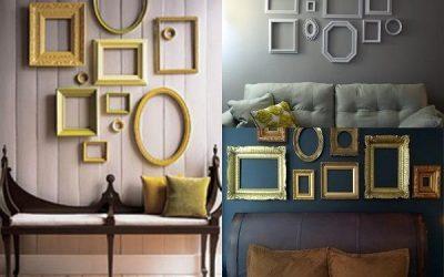 10 Ideas de decoración baratas: tu casa bonita por poco dinero