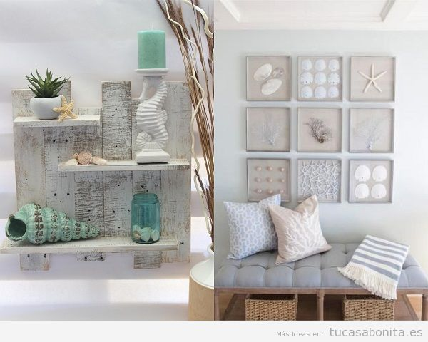 Ideas para decorar un apartamento en la playa tu casa bonita for Muebles para apartamentos de playa