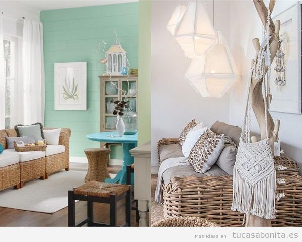 Ideas para decorar un apartamento en la playa 3