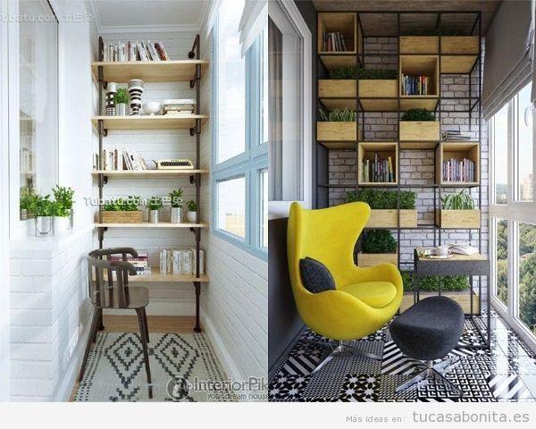 Ideas para decorar una galería 5