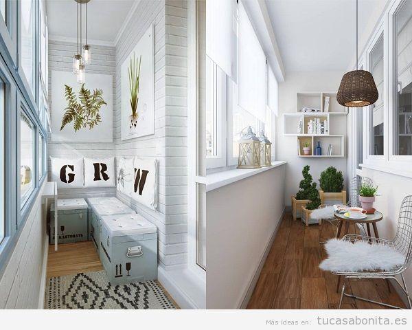 Ideas para decorar una galería 3