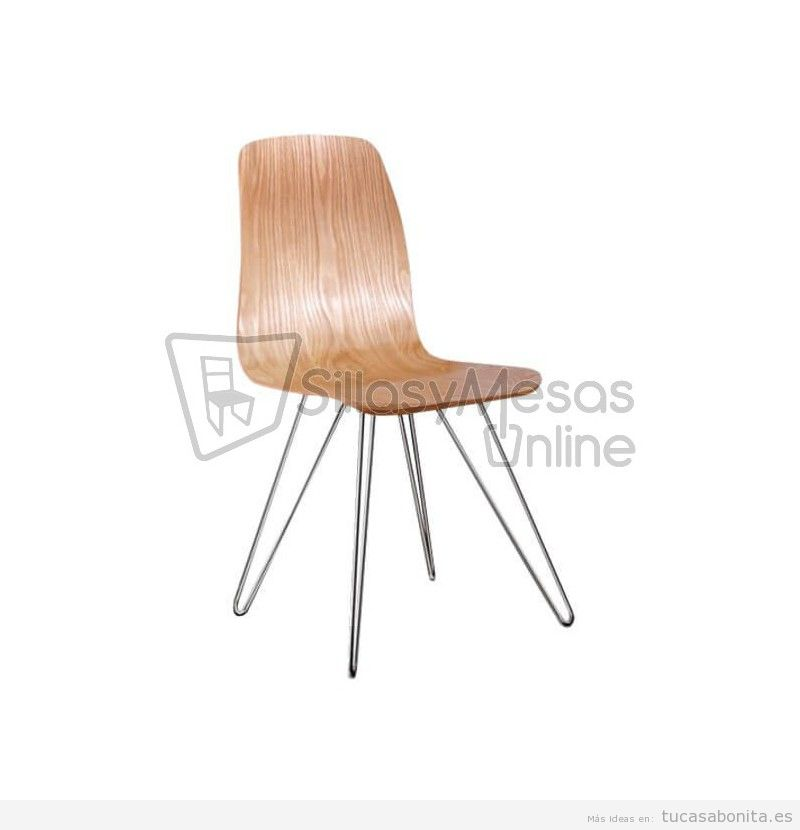 Sillas de madera 2