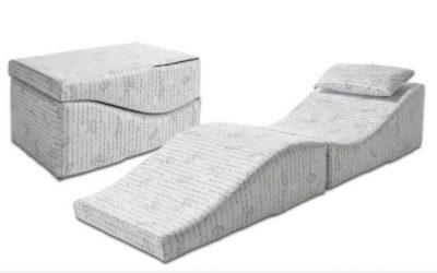 El Puff cama que encantará a tu familia