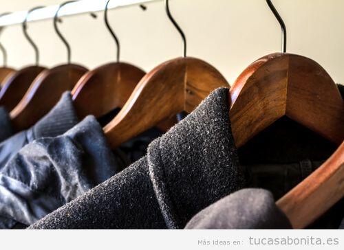 Consejos organizar armario otoño invierno 3