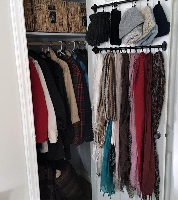 Ideas para organizar tu armario para otoño e invierno