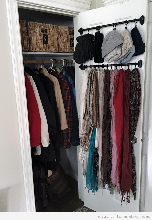 Consejos organizar armario otoño invierno 4