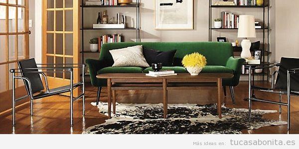 10 diseños y estilos de sofá que darán carácter a tu salón