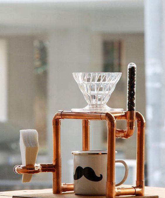 10 Cafeteras de diseño realmente creativas y bonitas