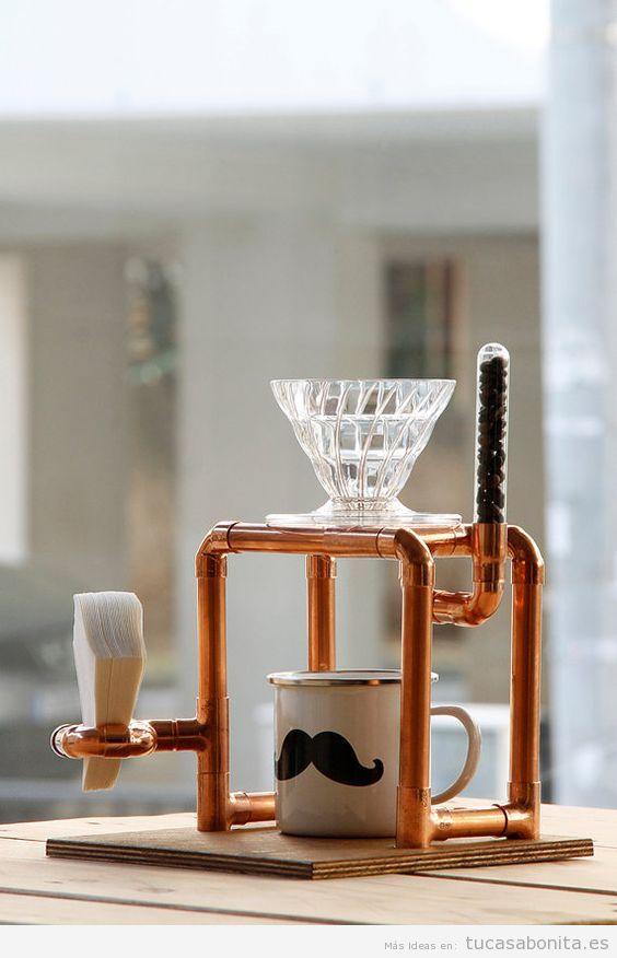 Cafeteras de diseño creativo 10
