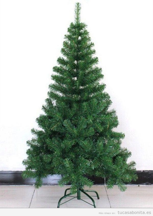 Comprar árbol navidad artificial barato