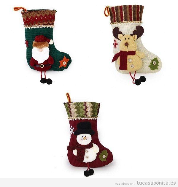 Comprar calcetines navidad baratos