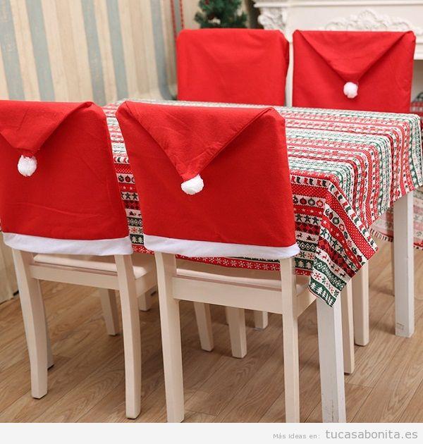 Comprar cubresillas Navidad Papá Noel