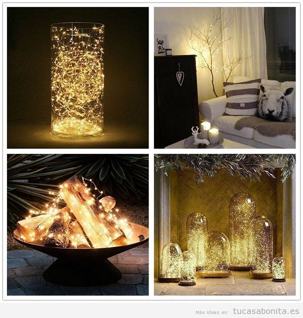 Comprar luces led navidad baratas