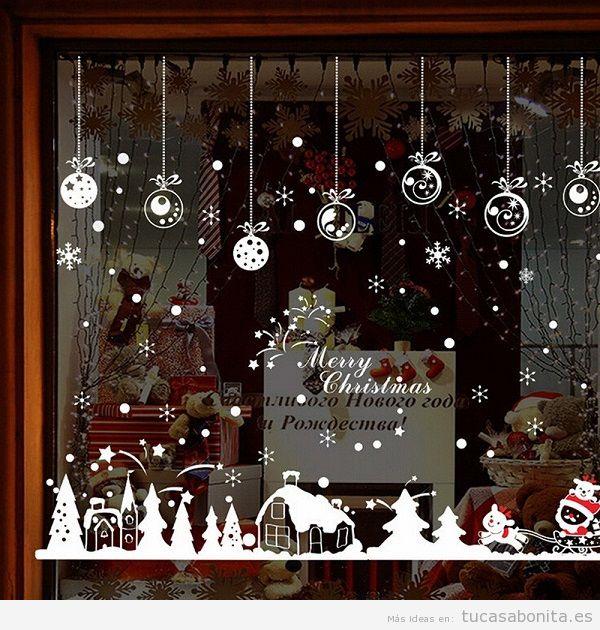 Comprar vinilos ventana navidad baratos