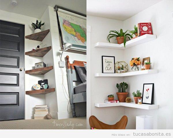 Consejos amueblar y decorar sala de estar pequeña 8