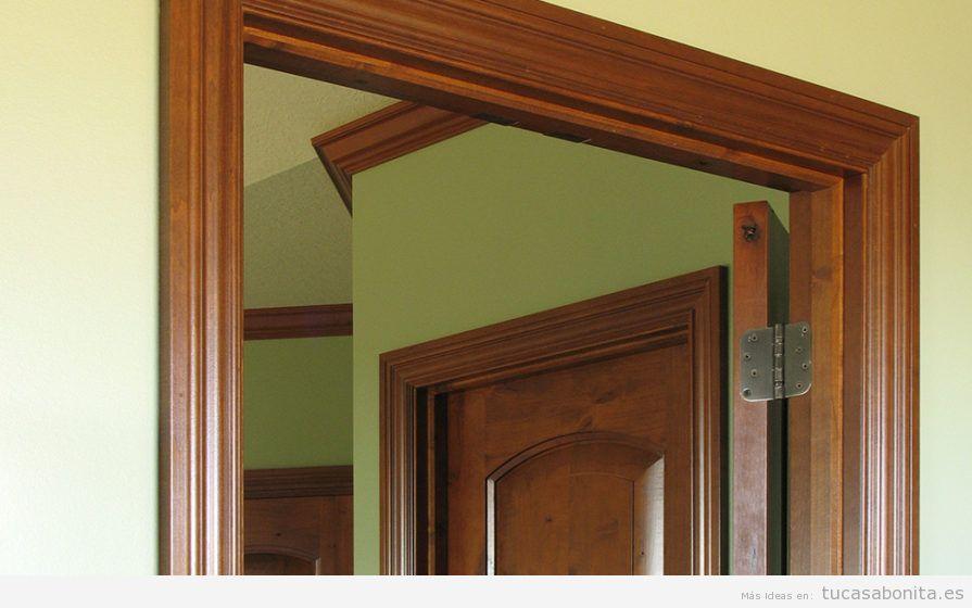 Consejos mejorar seguridad casa, marcos y bisagras