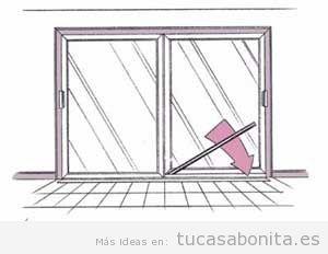 Consejos mejorar seguridad casa, bloquear ventanas