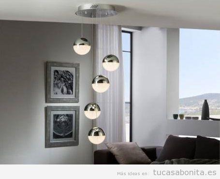 11 lámparas colgantes modernas tendencia 2018