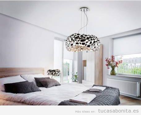 Tendencias en lamparas colgantes 2018 tu casa bonita trucos e ideas de decoraci n de interiores - Tendencias dormitorio 2018 ...