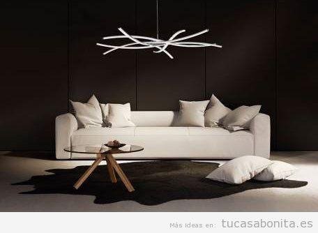 7 lámparas colgantes modernas tendencia 2018