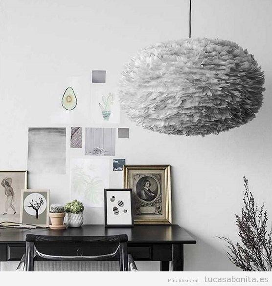 12 lámparas colgantes modernas tendencia 2018