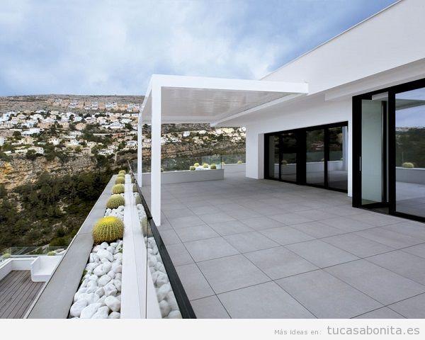 P rgola bioclim tica tu espacio ideal en el jard n tu - Pergola terraza atico ...
