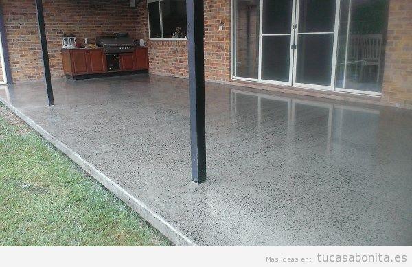 Hormign pulido para interiores interesting com anuncios for Suelos de cemento para interiores
