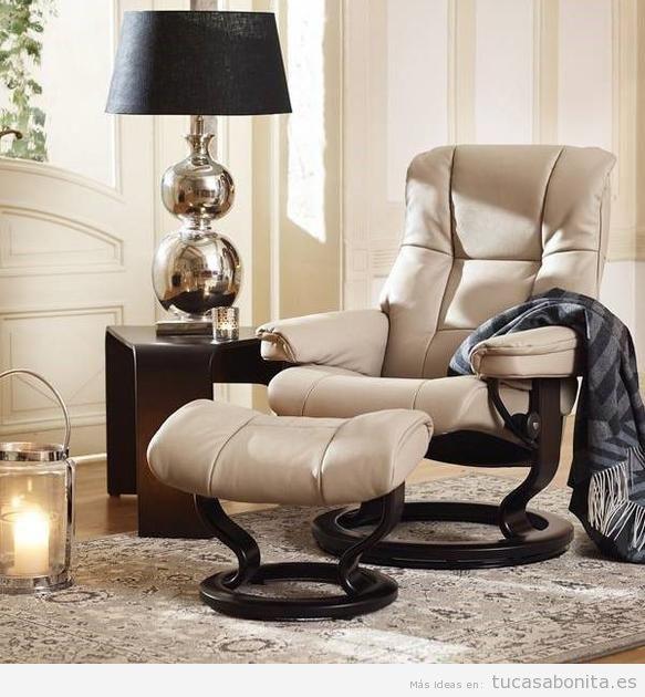 El regalo ideal para tu padre estas Navidades: un sillón stressless