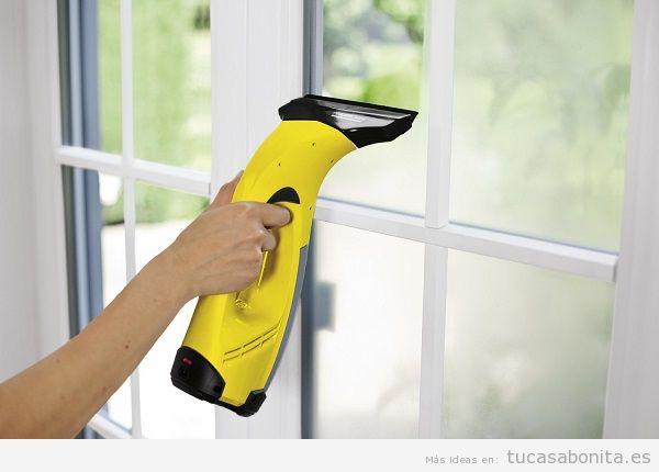 Aspiradora ventanas